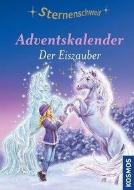 Sternenschweif Adventskalender Der Eiszauber - Linda Chapman