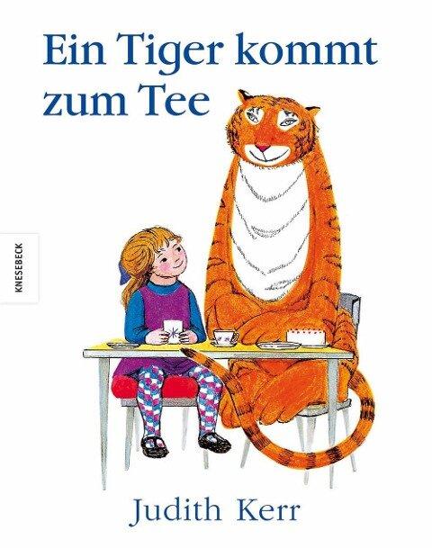 Ein Tiger kommt zum Tee - Judith Kerr