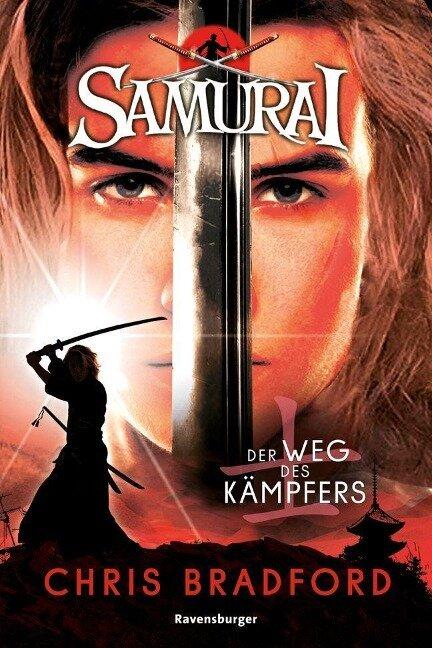 Samurai, Band 1: Der Weg des Kämpfers - Chris Bradford