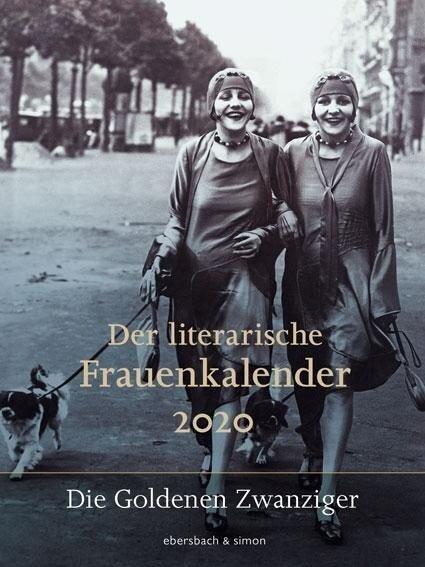 Der literarische Frauenkalender 2020
