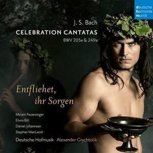 Bach: Celebration Cantatas - BWV 205a, BWV 249a - Johann Sebastian Bach, Alexander Grychtolik