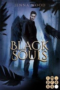 Die Black-Reihe 2: Black Souls - Jenna Wood