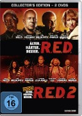 R.E.D. / R.E.D. 2 - DVD Collector's Edition -