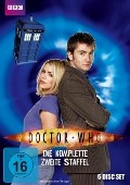 Doctor Who - Die komplette 2. Staffel -