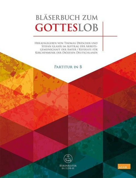 Bläserbuch zum Gotteslob (Partitur in B) -