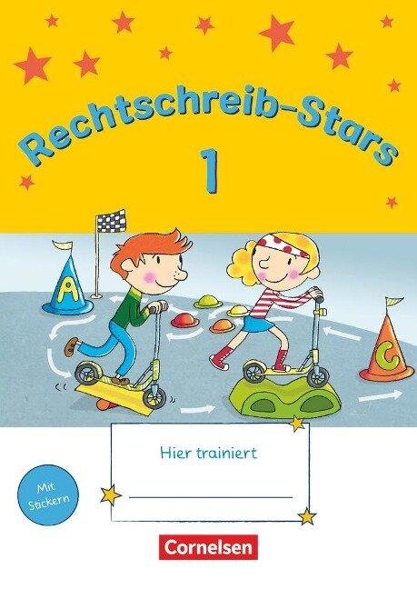 Rechtschreib-Stars 1. Schuljahr - Übungsheft - Sandra Duscher, Ulrich Petz, Irmgard Schmidt