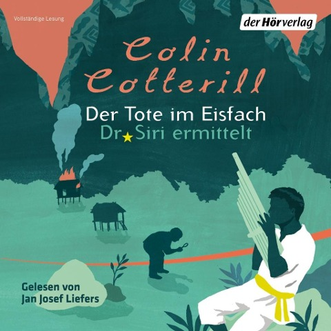 Der Tote im Eisfach - Colin Cotterill