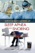 Surgical Management of Sleep Apnea and Snoring -