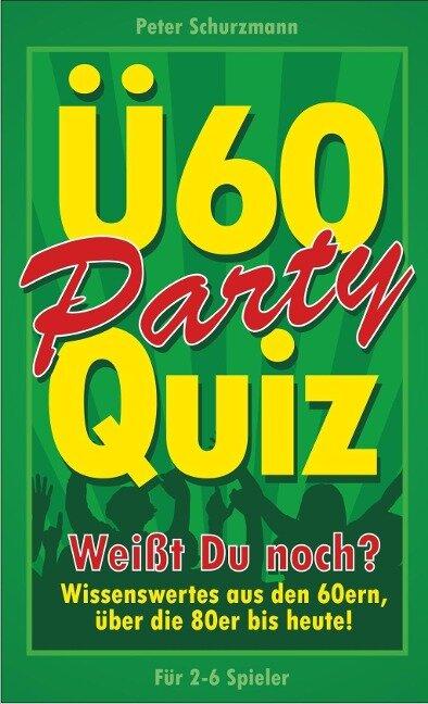 Ü-60 Party Quiz -