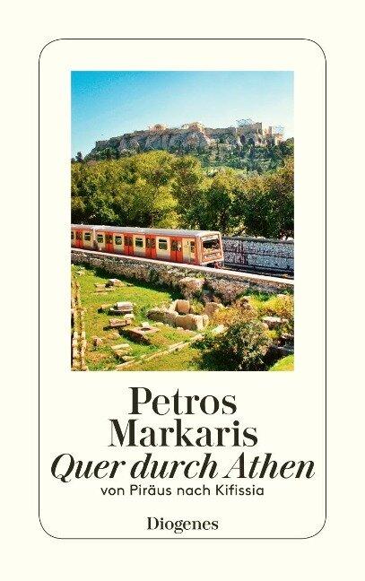 Quer durch Athen - Petros Markaris
