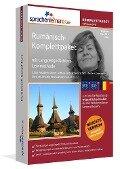 Sprachenlernen24.de Rumänisch-Komplettpaket (Sprachkurs) -