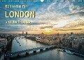 Bühne frei für London und die Themse (Wandkalender 2018 DIN A3 quer) Dieser erfolgreiche Kalender wurde dieses Jahr mit gleichen Bildern und aktualisiertem Kalendarium wiederveröffentlicht. - Peter Roder