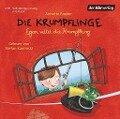 Die Krumpflinge 05 - Egon rettet die Krumpfburg - Annette Roeder, Niklas Bühler