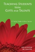 Teaching Students With Gifts and Talents - Bob Algozzine, Jim Ysseldyke