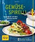 Gemüse-Spirelli - Tanja Dusy