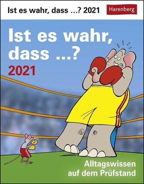 Ist es wahr, dass...? 2020 - Martina Stein, Tom Breitenfeldt