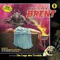 Larry Brent, Folge 06: Die Loge des Teufel, Episode 2 - J. J. Preyer