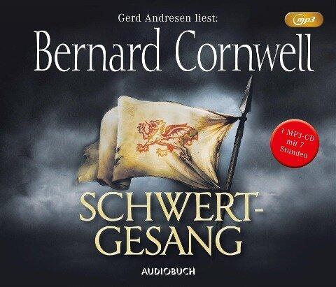 Schwertgesang - Bernard Cornwell