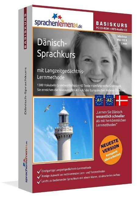 Sprachenlernen24.de Dänisch-Basis-Sprachkurs. CD-ROM -