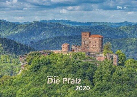 Die Pfalz 2020 Wandkalender A3 -