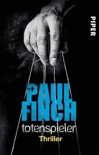 Totenspieler - Paul Finch