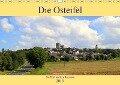 Die Eifel und ihre Regionen - Die Osteifel (Wandkalender 2019 DIN A3 quer) - Arno Klatt