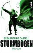 Sturmbogen - Sebastien de Castell