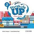 Everybody Up 3. Class Audio CD - Patrick Jackson, Susan Banman Sileci, Kathleen Kampa, Charles Vilina