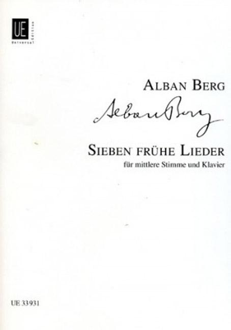 Sieben frühe Lieder - Alban Berg