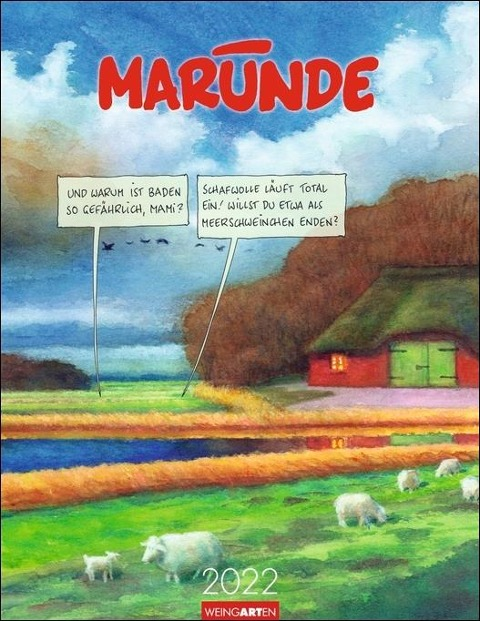Marunde Kalender 2022 -