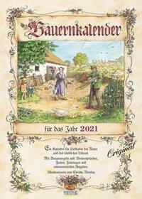 Bauernkalender 2021 -