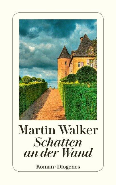 Schatten an der Wand - Martin Walker