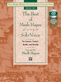 The Best of Mark Hayes for Solo Voice (Book+CD) - Mark Hayes