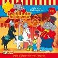 Benjamin Blümchen und die Zirkusponys - Vincent Andreas