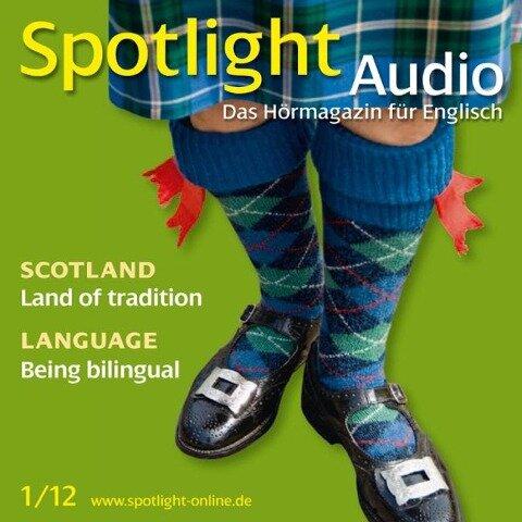 Englisch lernen Audio - Schottland - Rita Forbes, Michael Pilewski