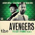 The Avengers, The Lost Episodes, Vol. 3 (Unabridged) - John Whitney, Geoffrey Bellman, Gerald Verner, John Dorney, Patrick Campbell