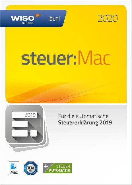 WISO steuer:Mac 2020 -