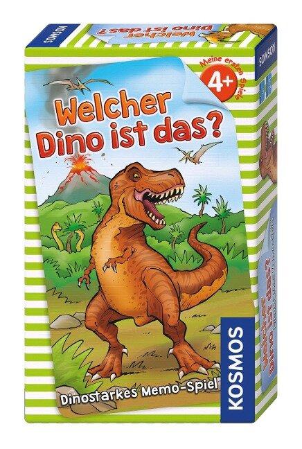 Welcher Dino ist das? -