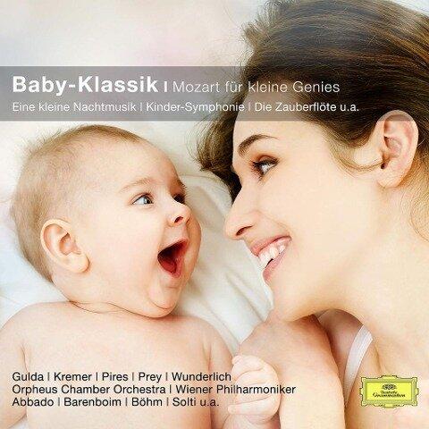 Baby-Klassik - Mozart für kleine Genies -