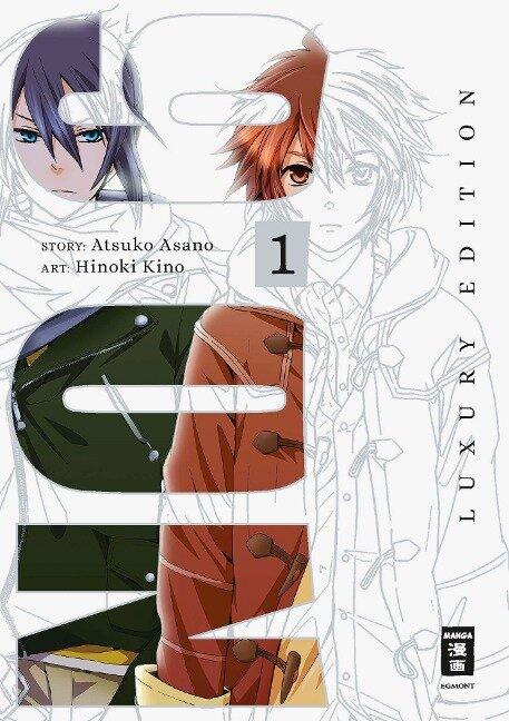 No. 6 - Luxury Edition 01 - Atsuko Asano, Hinoki Kino