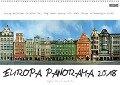 Europa Panorama 2018 (Wandkalender 2018 DIN A2 quer) - Jörg Rom