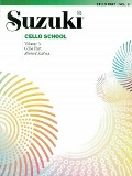 Suzuki Cello School Cello 3 - Shinichi Suzuki