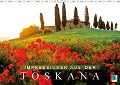Impressionen aus der Toskana (Wandkalender 2017 DIN A3 quer) - CALVENDO