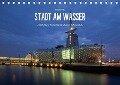 Stadt am Wasser (Tischkalender 2019 DIN A5 quer) - Sven Otte