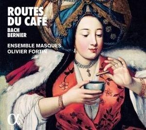 Routes du Caf, - Blazikova/Fortin/Ensemble Masques