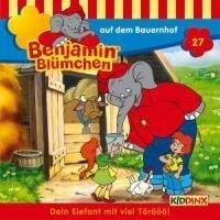 Benjamin Blümchen 027. auf dem Bauernhof. CD -
