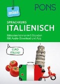 PONS Mini-Sprachkurs Italienisch. Mit Audio-Download -