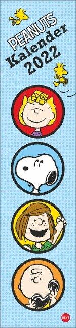 Peanuts Superlong - Kalender 2022 -