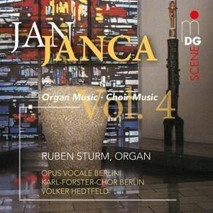 Orgel und Chormusik Vol.4 - Ruben/Opus Vocale Berlin/Karl-Forster-Chor B Sturm