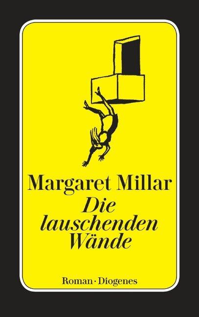 Die lauschenden Wände - Margaret Millar